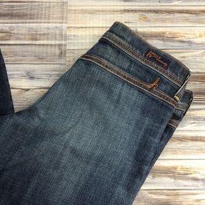 COH Flare Jeans, no pockets 29 waist
